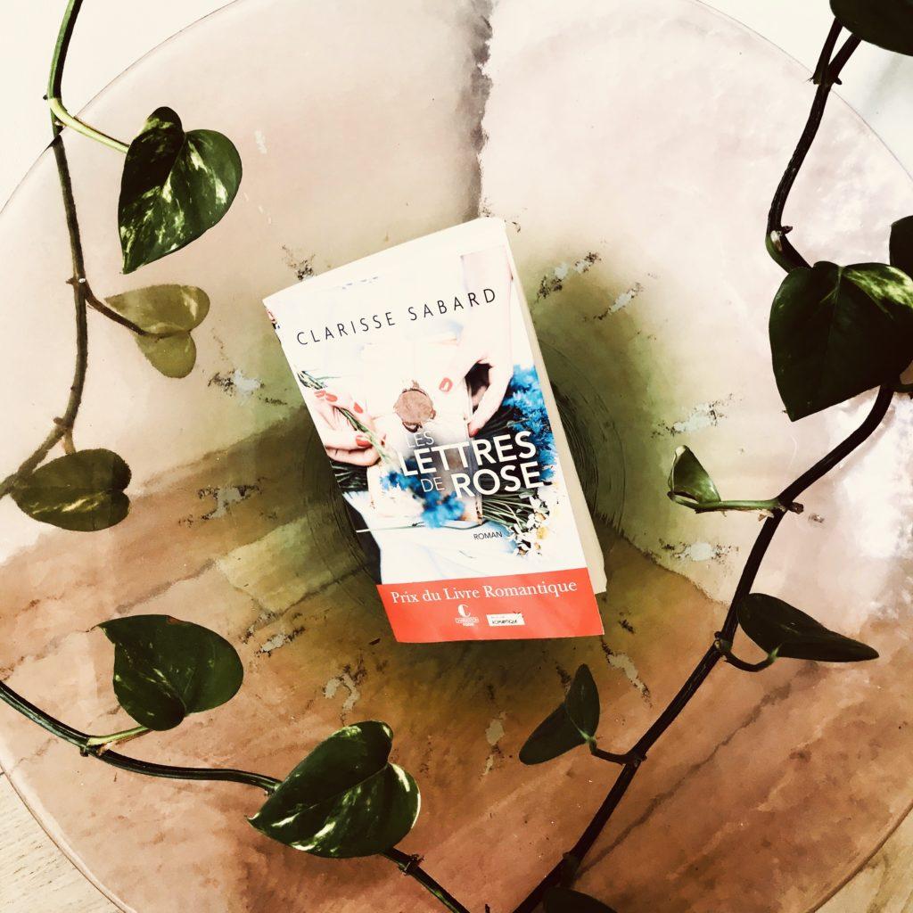 avis lecture Clarisse SABARD Les lettres de Rose