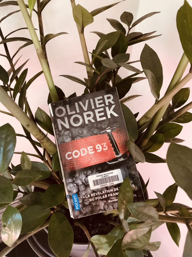 avis lecture olivier nord code 93