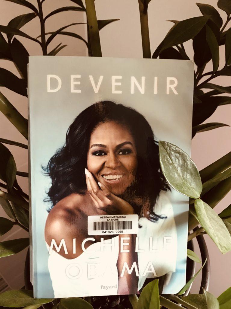 avis lecture Devenir Michelle Obama