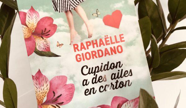 avis lecture Raphaëlle Giordano