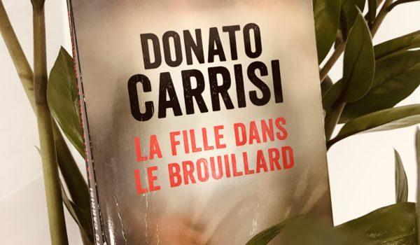 avis lecture Donato Carrisi