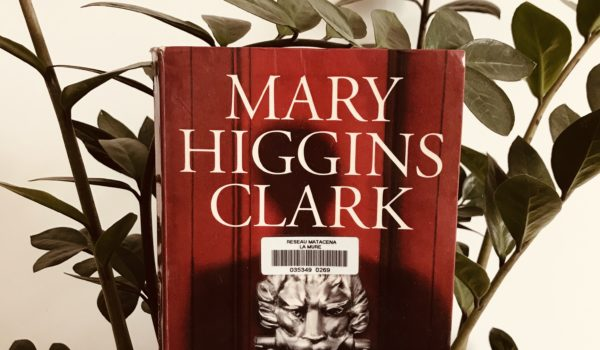 avis lecture Mary Higgins Clark