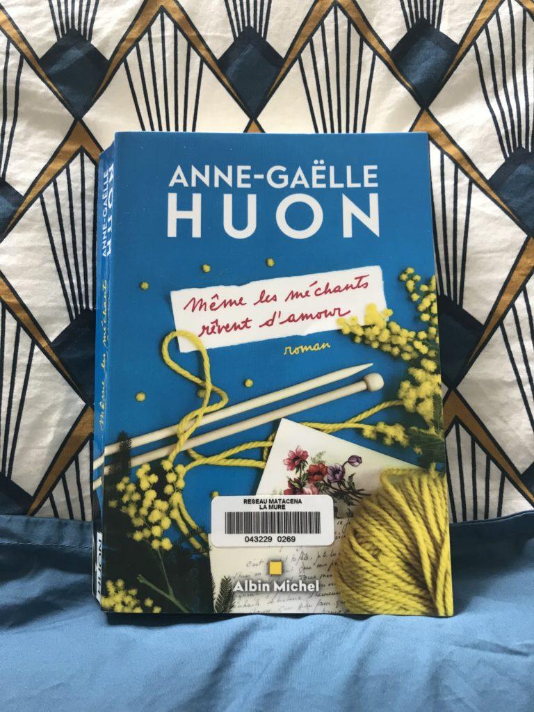 Roman Anne-Gaëlle HUON