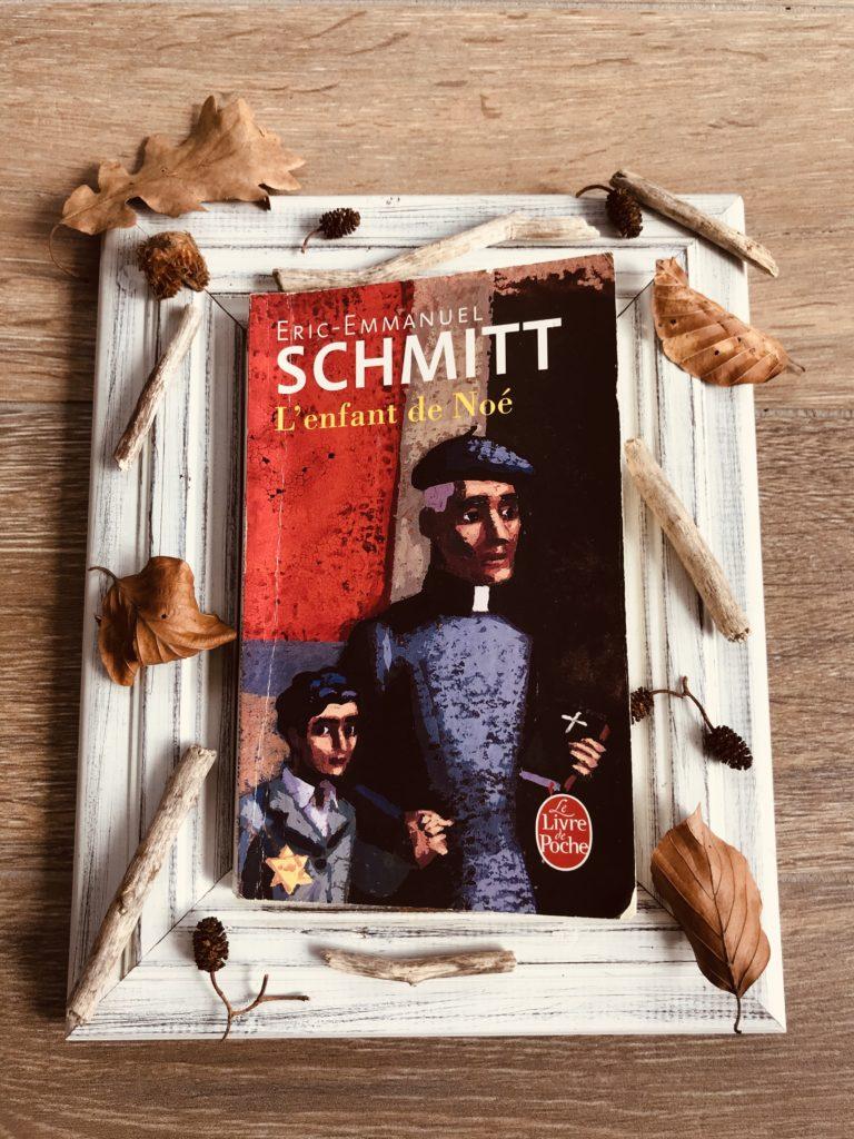 avis lecture l'enfant de Noé d'Eric Emmanuel Schmitt