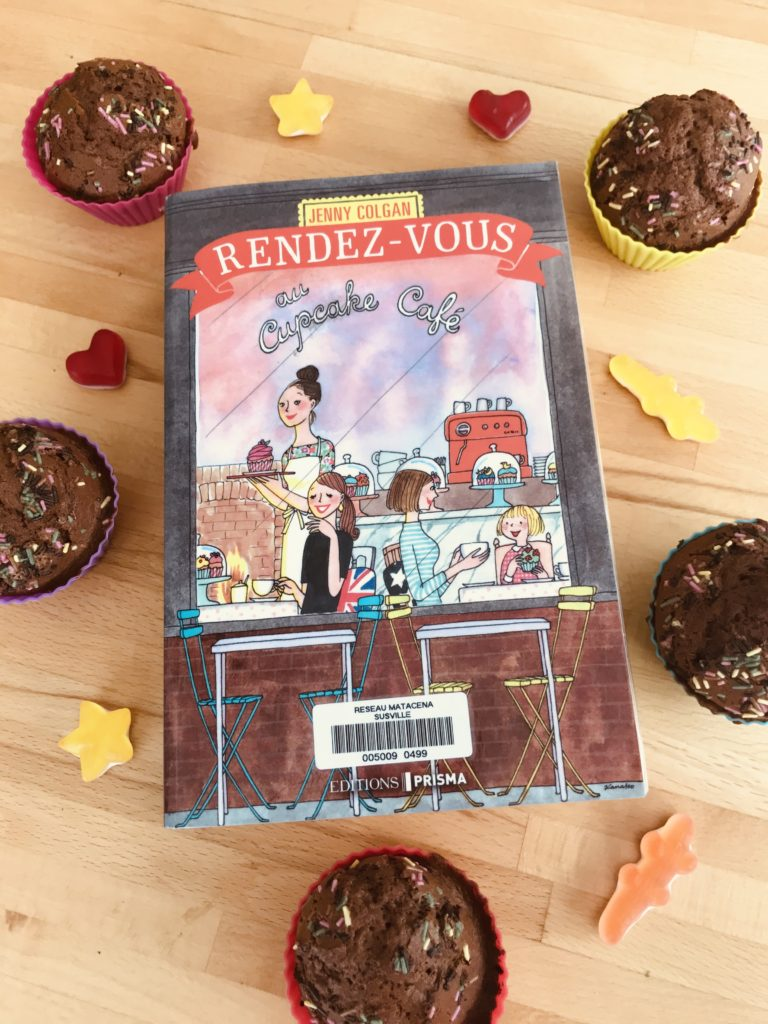 avis lecture jenny colgan rendez vous au cupcake café