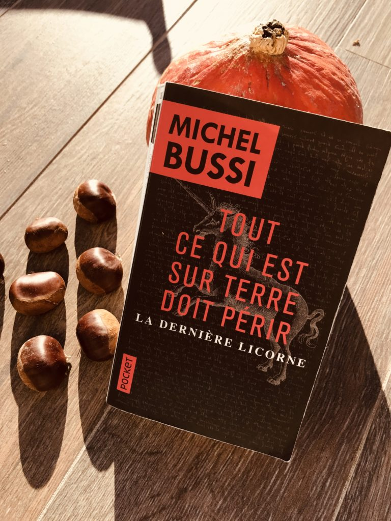 avis lecture Michel Bussi