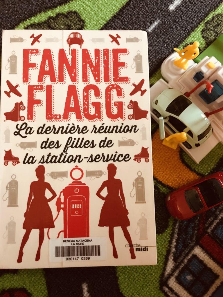 avis lecture Fannie Flag La dernière réunion des filles de la station service