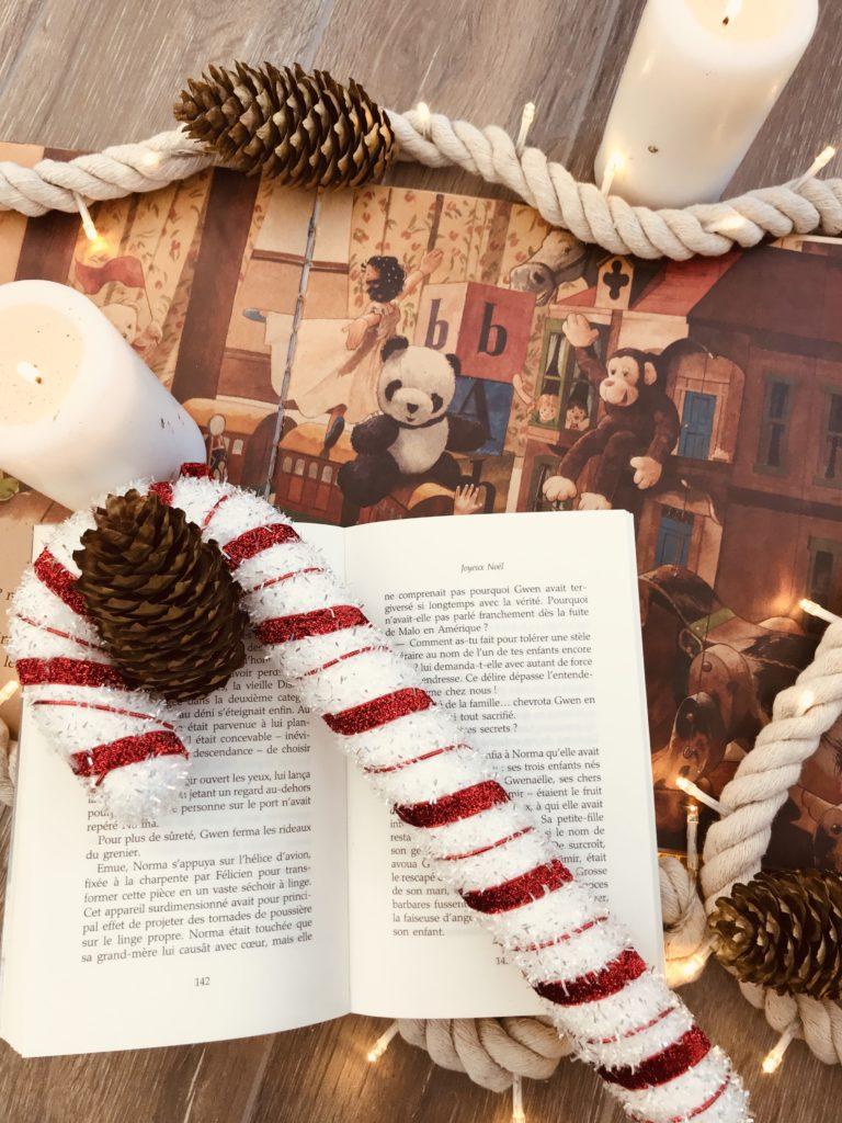 ma sélection de lectures en attendant Noël