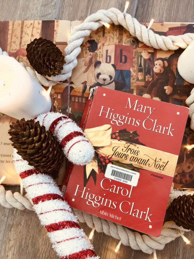 résumé de Mary & Carol Higgins Clark Trois Jours avant Noël
