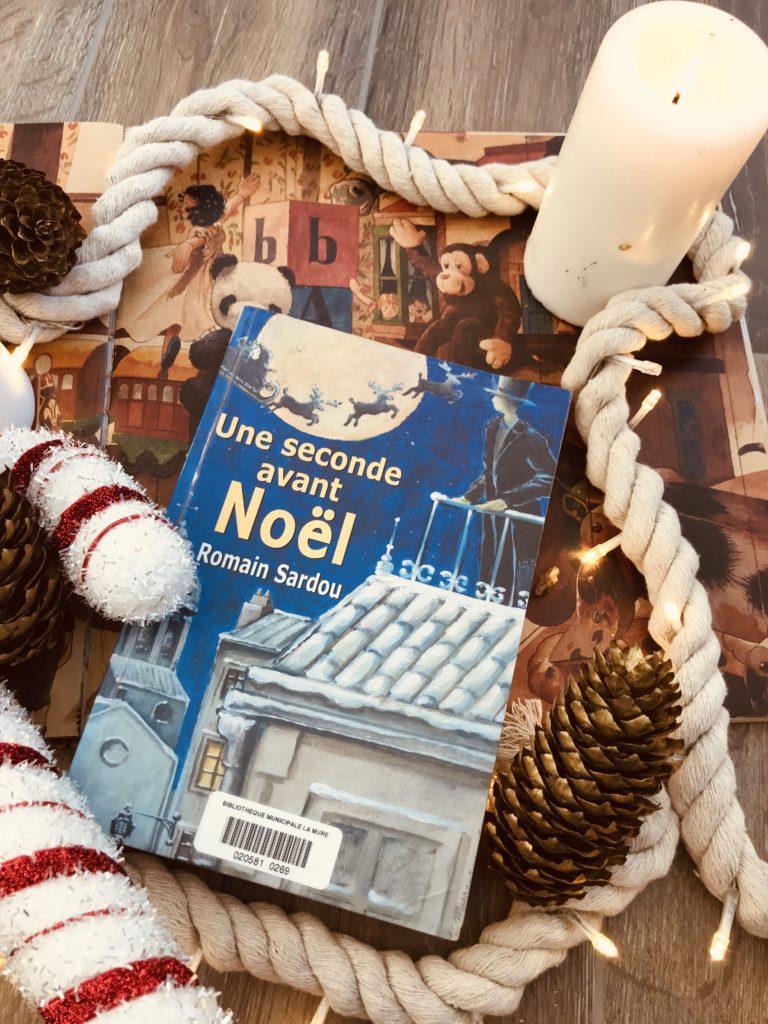 résumé de Romain Sardou Une seconde avant Noël