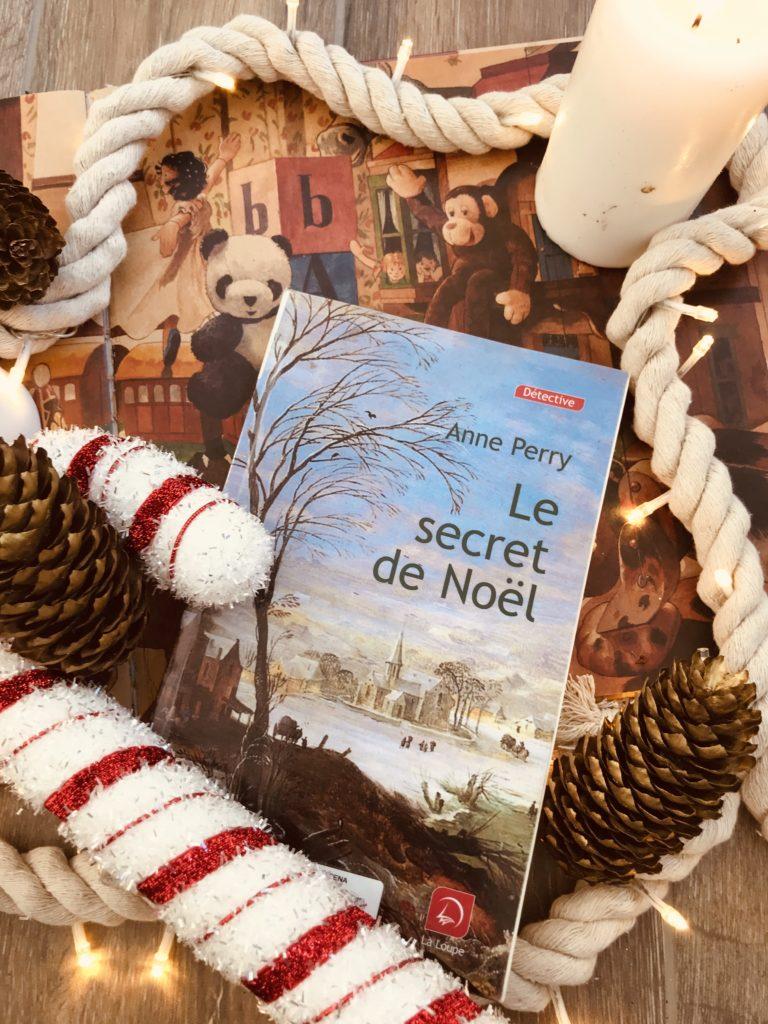 résumé de Anne Perry Le secret de Noël