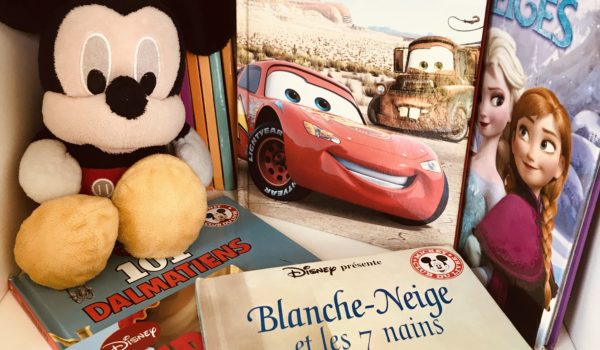 avis lecture collection disney hachette