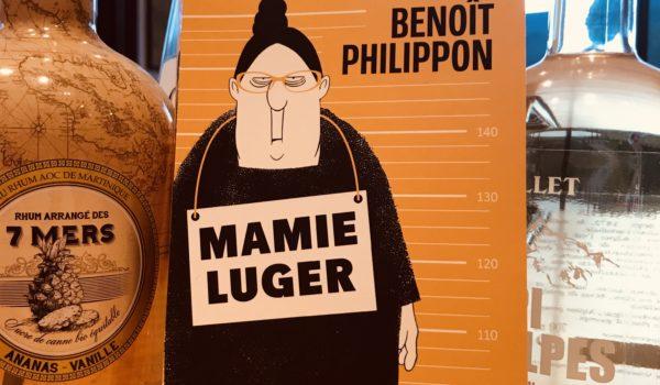 avis lecture amie Luger Benoit Philippon