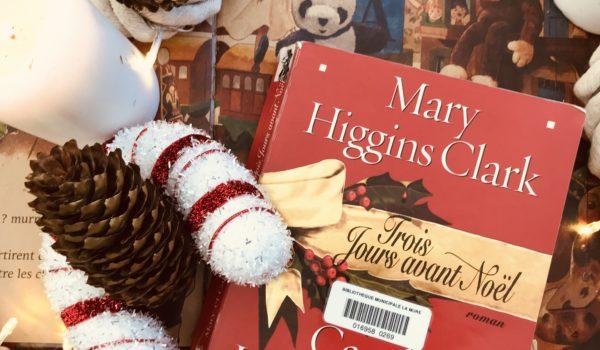 avis lecture Trois Jours avant Noël