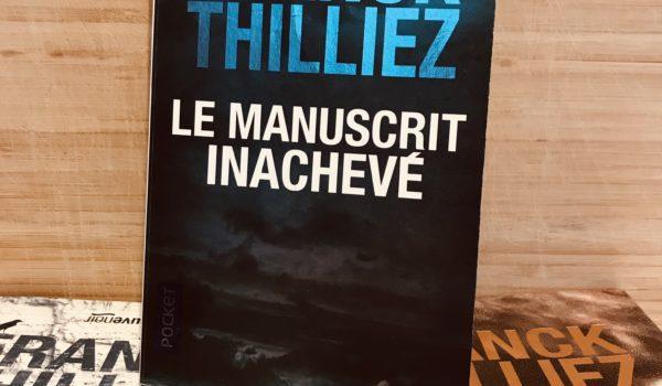avis lecture Franck Thilliez