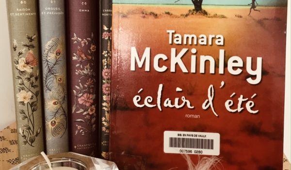 avis lecture Tamara McKinley